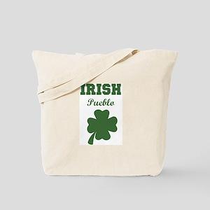Irish Pueblo Tote Bag