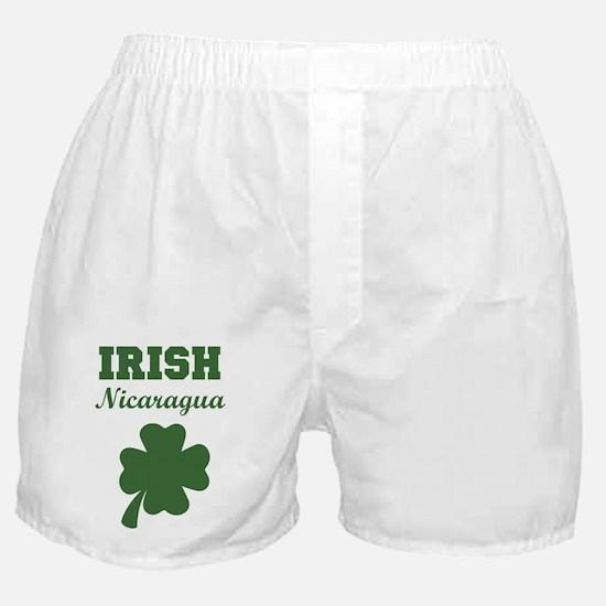 Irish Nicaragua Boxer Shorts
