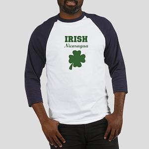 Irish Nicaragua Baseball Jersey