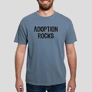 ADOPTION ROCKS B Mens Comfort Colors® Shirt