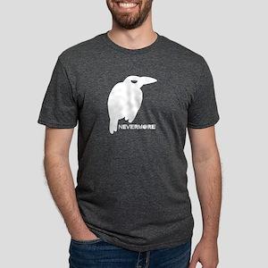 Nevermore Mens Tri-blend T-Shirt