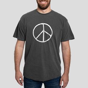 Peace Symbol Mens Comfort Colors® Shirt