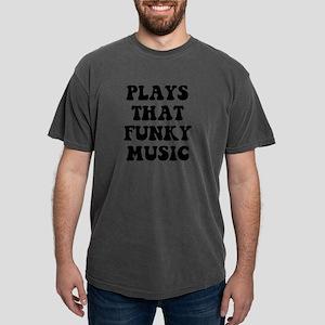 Plays Funky Mens Comfort Colors® Shirt