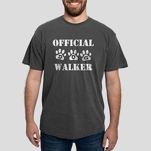 Official Dog Walker Mens Comfort Colors® Shirt