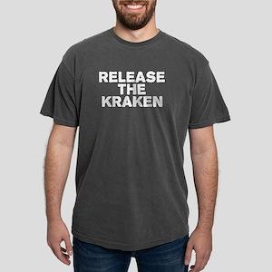 Release Kraken Mens Comfort Colors® Shirt