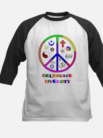 Koy's Logo + Diversity Kids Baseball Jersey