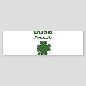 Irish Louisville Bumper Sticker