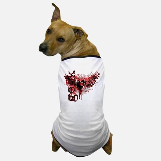 Geek bite Vampire Dog Dog T-Shirt