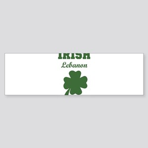 Irish Lebanon Bumper Sticker