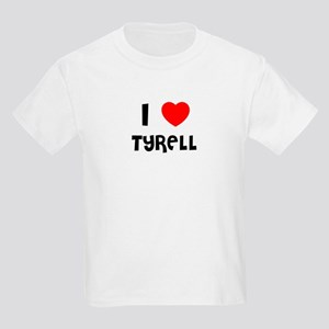 I LOVE TYRELL Kids T-Shirt