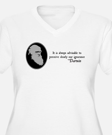 Perceive Clearly our Ignoranc T-Shirt
