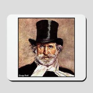 """Faces """"Verdi"""" Mousepad"""