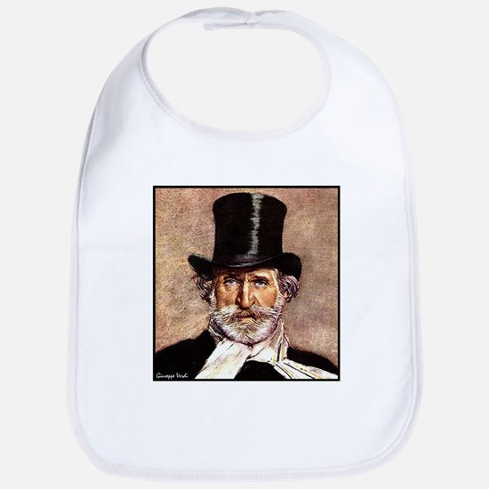 """Faces """"Verdi"""" Bib"""