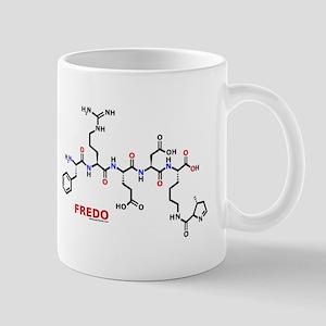 Fredo name molecule Mug