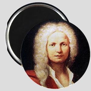 """Faces """"Vivaldi"""" Magnet"""