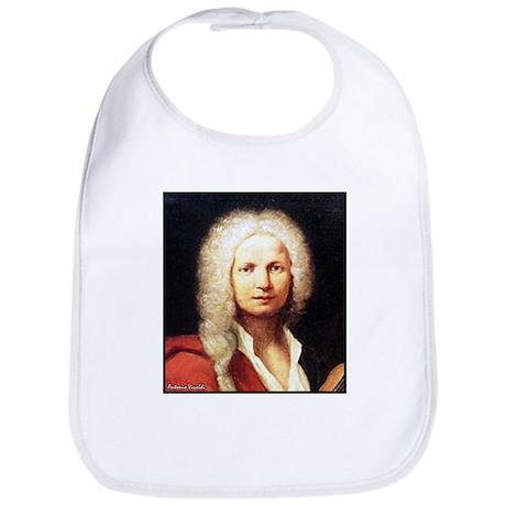 """Faces """"Vivaldi"""" Bib"""
