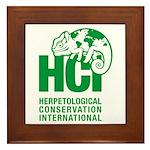 HCI LOGO Framed Tile