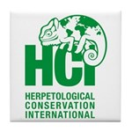 HCI LOGO Tile Coaster