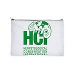 HCI LOGO Makeup Bag