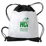HCI LOGO Drawstring Bag