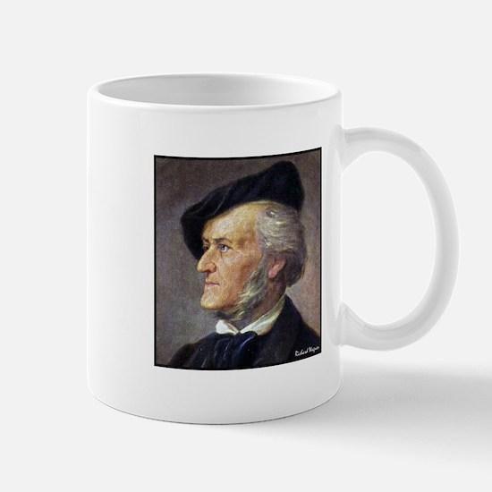 """Faces """"Wagner"""" Mug"""