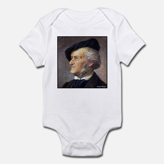"Faces ""Wagner"" Infant Bodysuit"