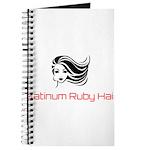 Platinum Ruby Hair Journal