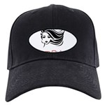 Platinum Ruby Hair Baseball Hat