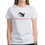 Platinum Ruby Hair T-Shirt