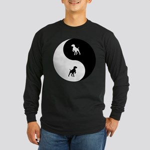 Yin Yang GSP Long Sleeve Dark T-Shirt