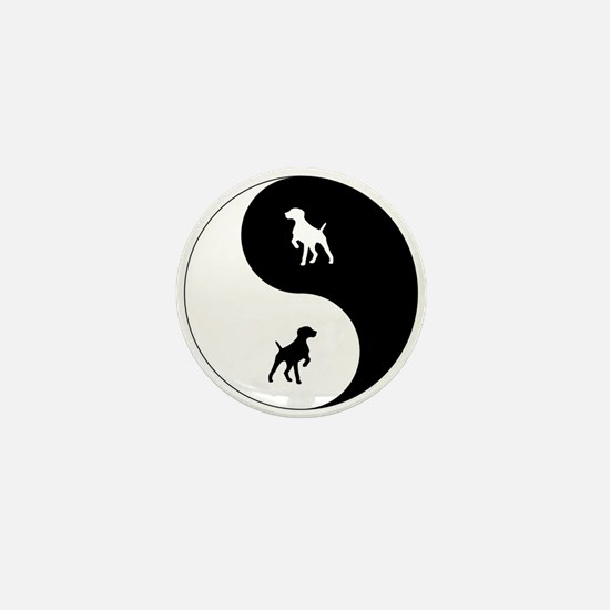 Yin Yang GSP Mini Button