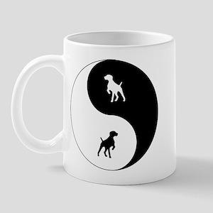 Yin Yang GSP Mug