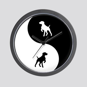 Yin Yang GSP Wall Clock