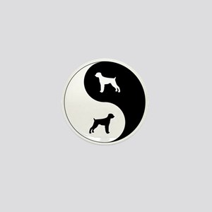 Yin Yang GWP Mini Button