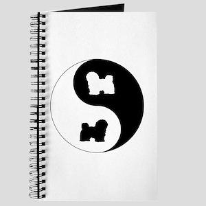 Yin Yang Havanese Journal