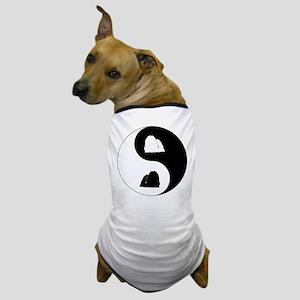 Yin Yang Maltese Dog T-Shirt