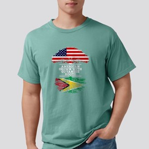 American Grown With Guyanese Roots T-Shirt