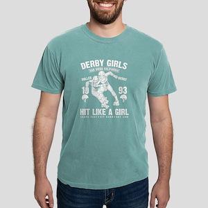Awesome Vintage Roller Derby Girls Hit Lik T-Shirt