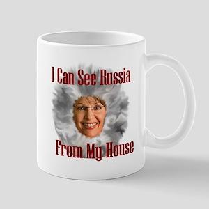 Russia I see you! Mug