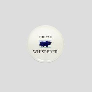 The Yak Whisperer Mini Button