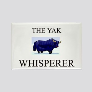 The Yak Whisperer Rectangle Magnet