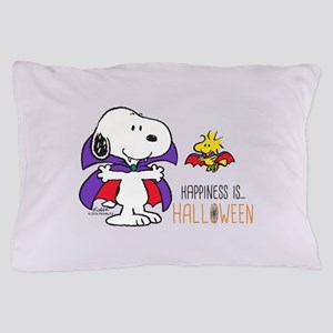 Peanuts - Halloween Happiness Pillow Case