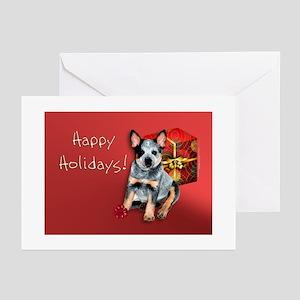 Australian Cattle Dog Christmas Cards (Pk of 10) G