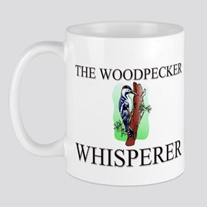 The Woodpecker Whisperer Mug