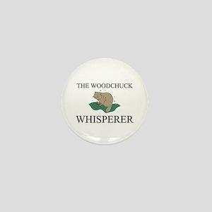 The Woodchuck Whisperer Mini Button