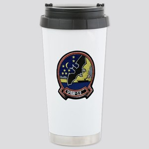 VAW 12 Bats Stainless Steel Travel Mug