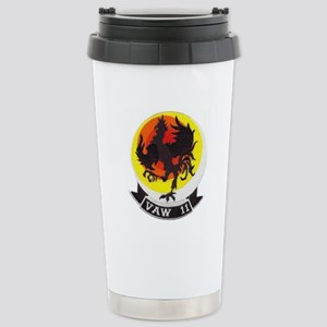 VAW 11 Early Elevens Stainless Steel Travel Mug