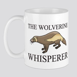 The Wolverine Whisperer Mug