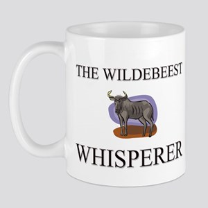 The Wildebeest Whisperer Mug