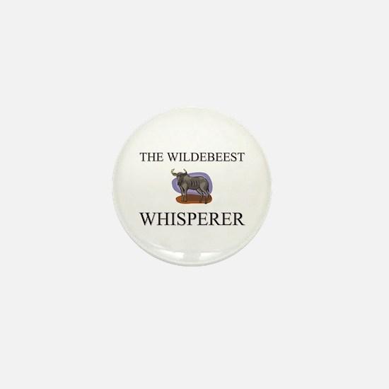 The Wildebeest Whisperer Mini Button